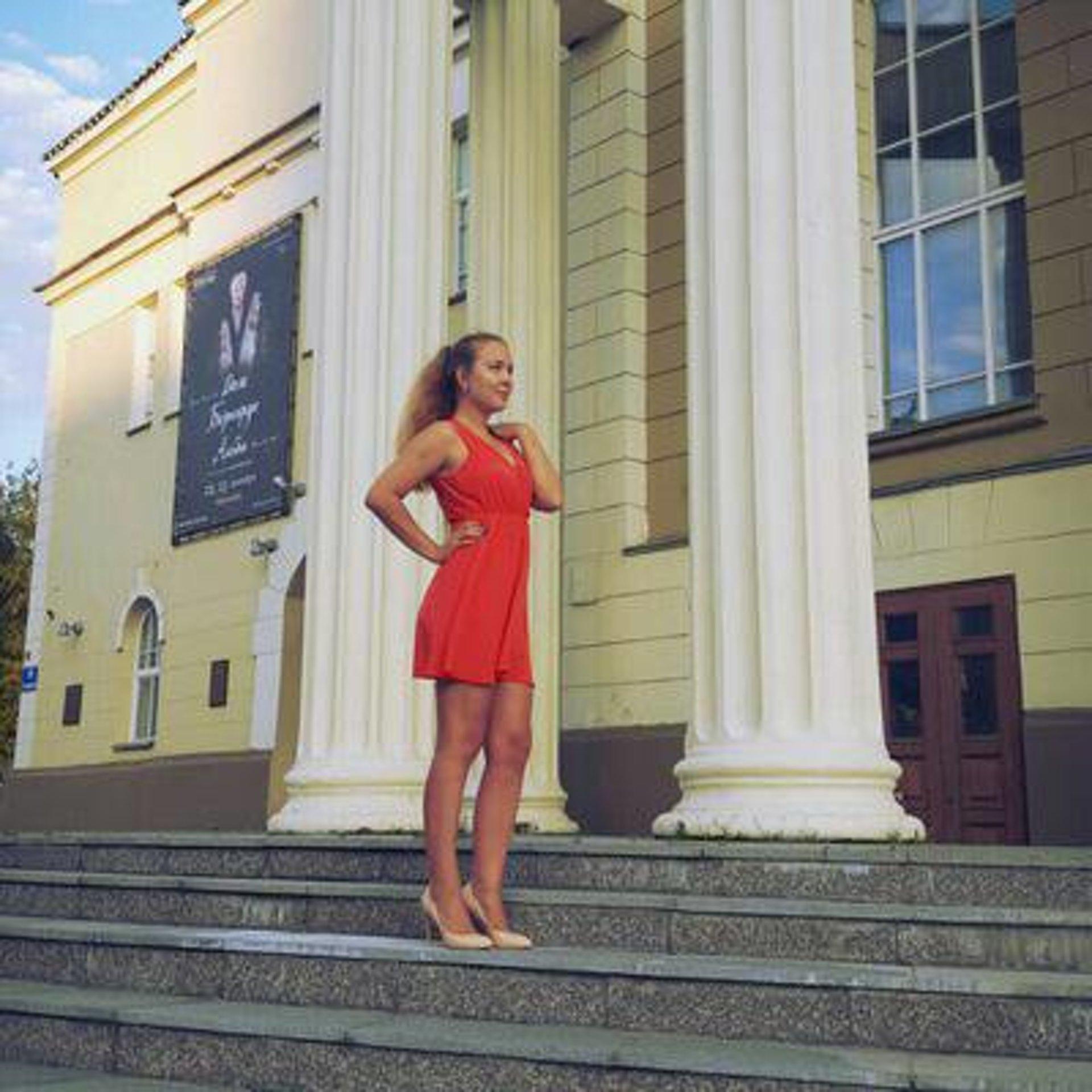 Елизавета Крохалева
